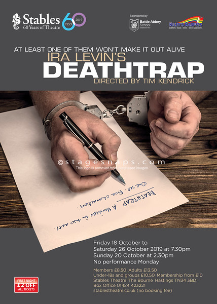 DEATHTRAP (October)