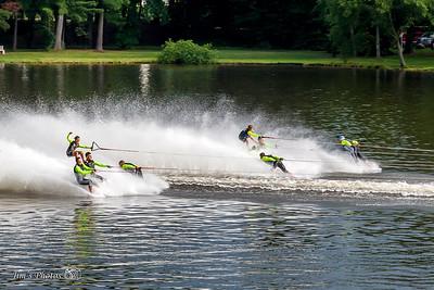 Waterski - Mad-City - July 23, 2017 - Wis State Tournament