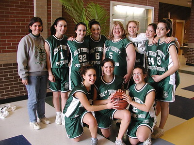 GOYA Holy Cross Basketball Tournament - February 7, 2004