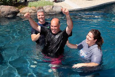 Baptism - June 12, 2011