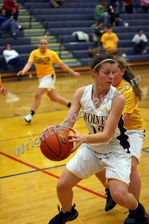 2010 01 21 Clarkston Girls Varsity Basketball vs Pontiac