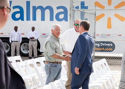 1.10.2020 Walmart Meat Processing Facility Ribbon Cutting