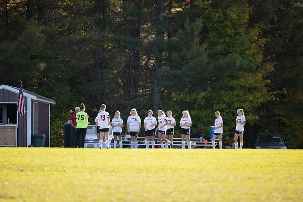 SA Varsity Girls Soccer VS Katahdin 10/7/21