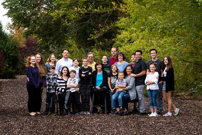 2018 Davies Extended Family