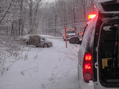 1-18-09 MVA With Injuries, Route 9