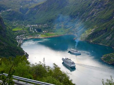 Geringer Fjord