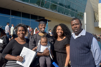 Commencement Photos - Family