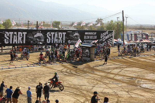 Race 1: +40