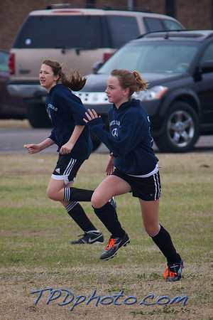 2011 (Spring) Monte Cassino Girls Soccer