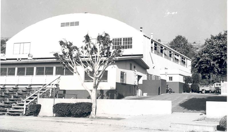 1979, Gym Building