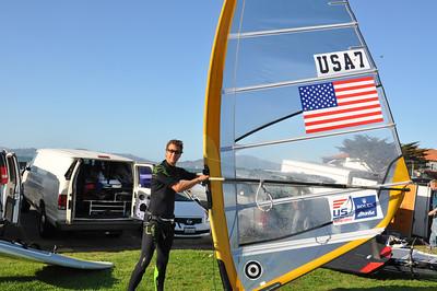 Bob Wills America's RSX Olympic Hopeful