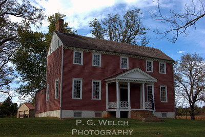 Virginia - Ellwood House - Chancellorsville - 20081013