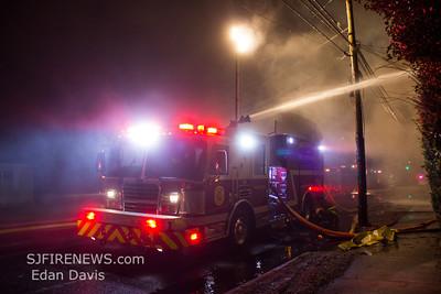 03-13-2014, 2 Alarm Dwelling, Millville, Cumberland County, 114 Cedar St.