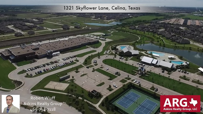 1321 Skyflower Lane, Celina, Texas
