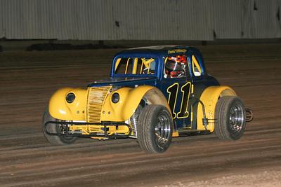 El Paso Speedway Park - February, 2008