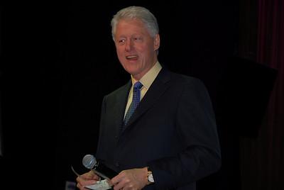 Bill Clinton Miami April 16, 2010