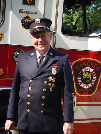 Haworth, NJ Ex-Chief Al Koeniges