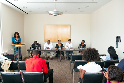CAABJ Secrets To Accessing Media in Community Workshop @ Levine Museum of the New South 6-2-12 by Jon Strayhorn