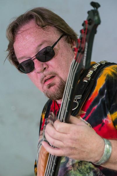 Rick Roussell-Sena Erhardt Band-Madelia Blues Fest 2014