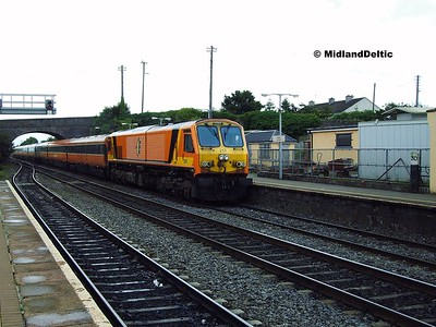 Kildare / Longford (Rail), 22-07-2007
