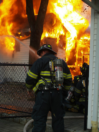 2010 Structure Fires