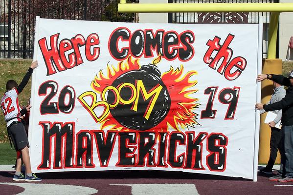 Mavericks Football CYFL Championship