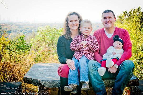 Chamblee Family Portraits 2012