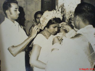Marriage - Pappa & Amma