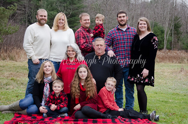 Hotaling Family 2017