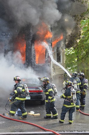 Beverly - 2nd Alarm+, May 2016