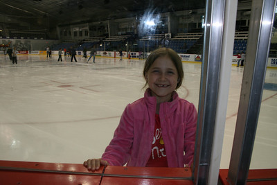 May 2010 - Courtney Ice Skating