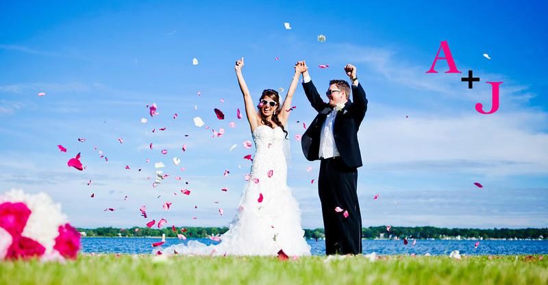 Conrad-Kluk Wedding