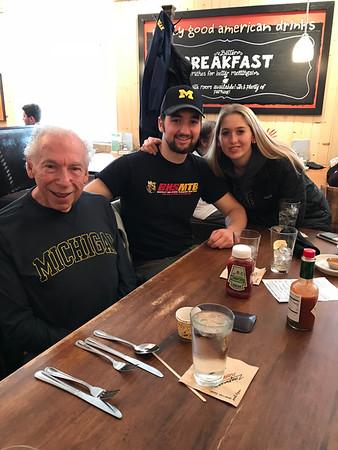2018 October Football Weekend Ann Arbor