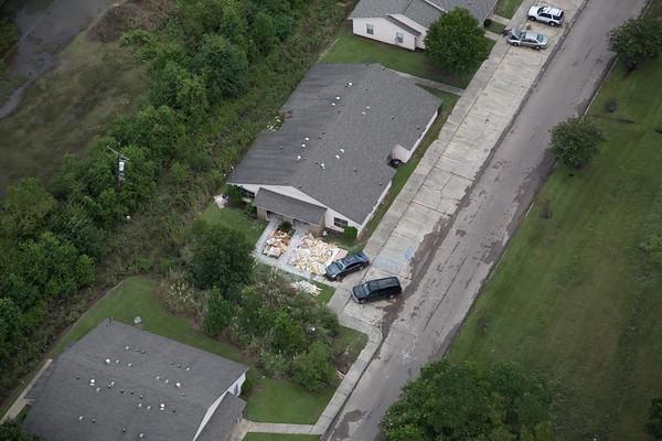 2016 Louisiana Flooding - Aerials