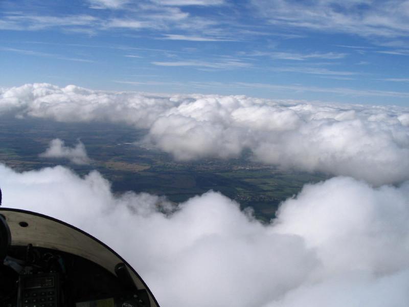 Over Cloud - ain't it pretty?