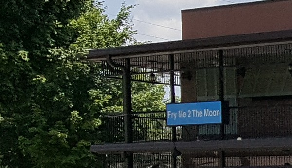 Fry Me 2 The Moon