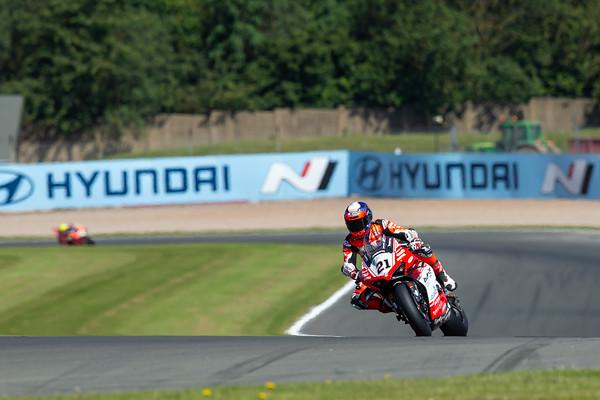2019 World Superbike Championship - Donington Park