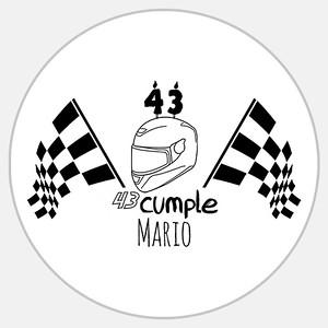 43 Cumple Mario