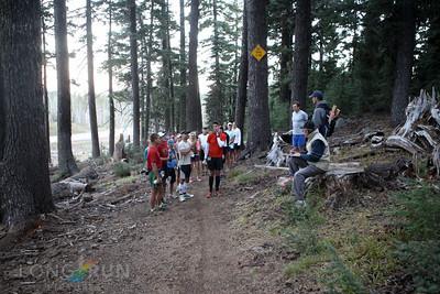 Flagline 50K-High Alpine 1/2 Marathon 2012