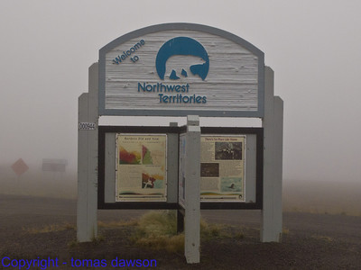 Day 29 - Dempster to Inuvik