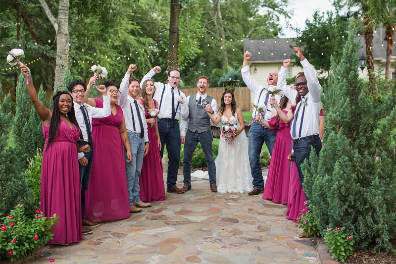 Weddings as a Second Shooter
