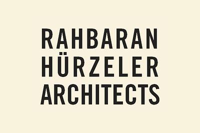 Rahbaran Hürzeler Architekten
