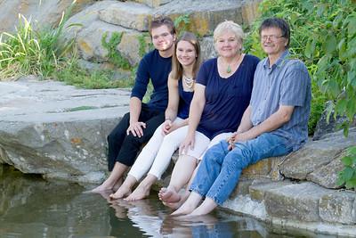 John, Rene, Keltie, Luke