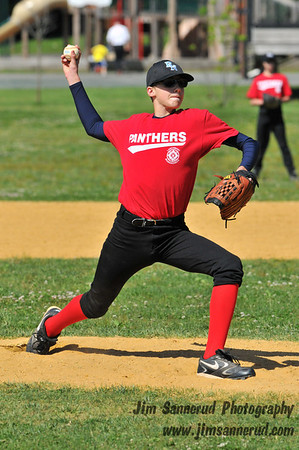 White Plains Mets vs. LM - Panthers