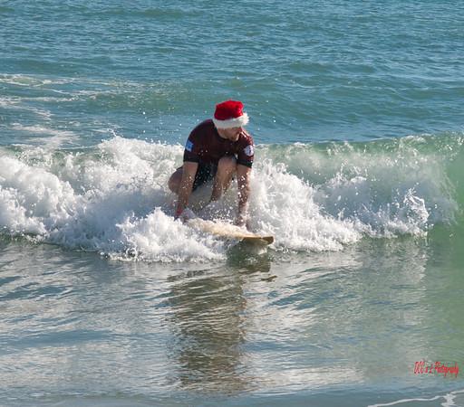 Surfing Santa's 2018