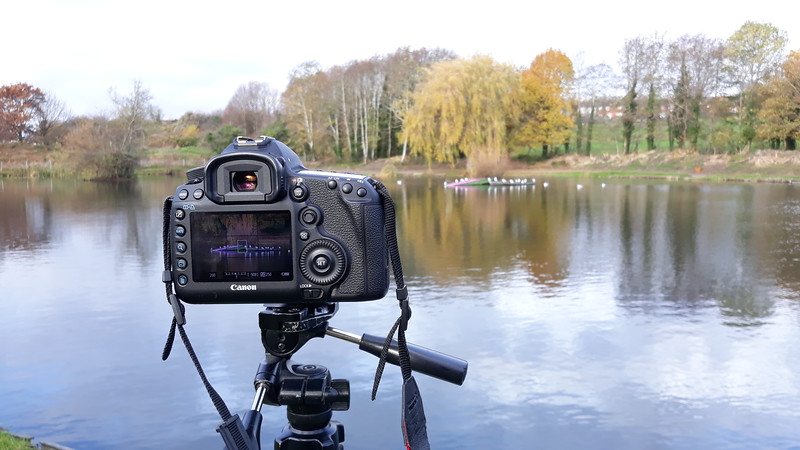 Lliswerry pond background shot Photography by Nick Fowler.jpg