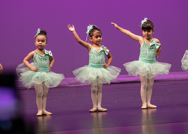 Ballet with Juliana