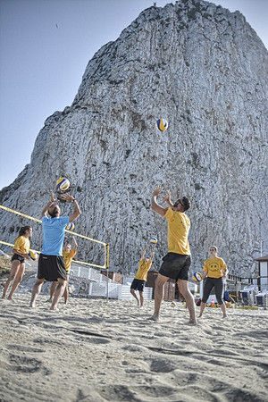 Beach Volleyball course by FIVB
