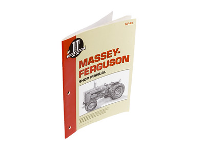MASSEY FERGUSON 200 SERIES WORKSHOP MANUAL