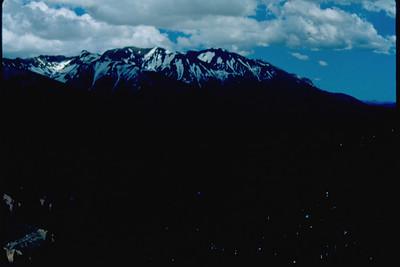 Glacier National Park -- c. 1981
